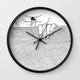 Fog will not let you see Wall Clock