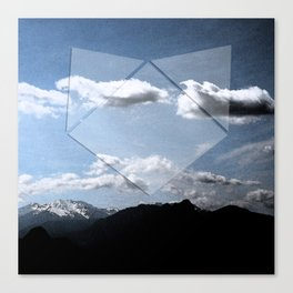 Wiew Canvas Print