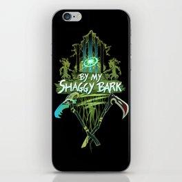 By My Shaggy Bark! iPhone Skin