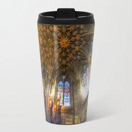 The Thistle Chapel St Giles Cathedral Edinburgh Travel Mug