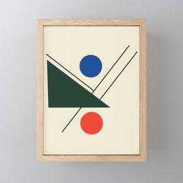 Abstract 21 Framed Mini Art Print
