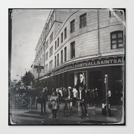 London #7 Canvas Print
