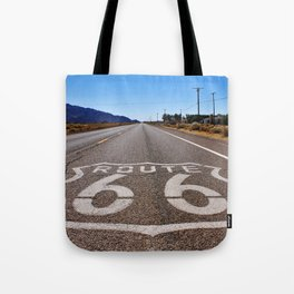 Historic Route 66 Tote Bag