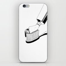 Good Morning iPhone & iPod Skin