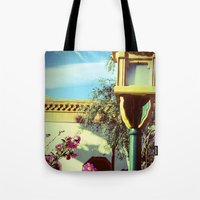 china Tote Bags featuring China by courtneeeee