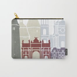 Nancy skyline poster Carry-All Pouch
