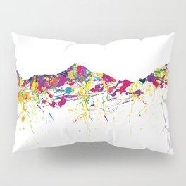 Eiger/Mönch/Jungfrau SWISS mountainsplash Pillow Sham