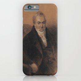 Abraham Solomon - Henry Ezekiel (1845) iPhone Case