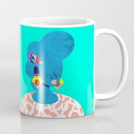 Earrings No. 2 Coffee Mug