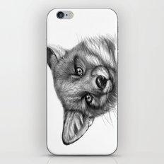Fox Cub G139 iPhone & iPod Skin