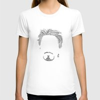 house stark T-shirts featuring Tony Stark by  Steve Wade ( Swade)
