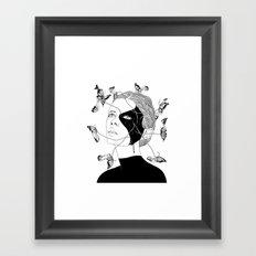 Figments I (Memories That Never Were) Framed Art Print