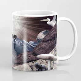 CREATURE OF THE UNIVERSE Coffee Mug