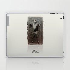 Steve Wozniak in Carbonite Laptop & iPad Skin
