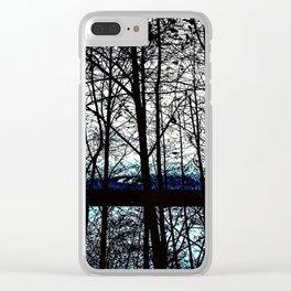 screen Clear iPhone Case