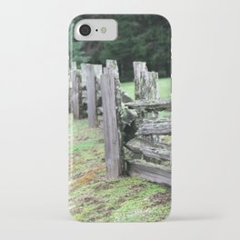The Fence iPhone Case