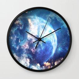 Bulle Spatial Wall Clock