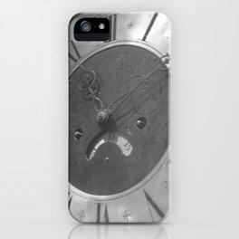 ten past eleven iPhone Case