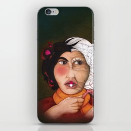 A Pill for Eternal Youth? iPhone Skin