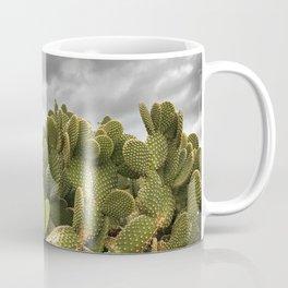Driveway Cactus Coffee Mug