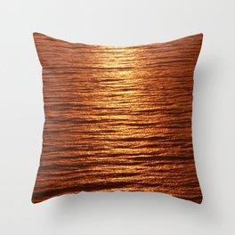 copper sea Deko-Kissen