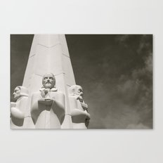 The Astronomers Monument Canvas Print