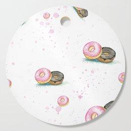 Doughnuts Cutting Board