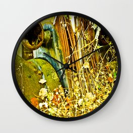 Only the Lonely Wall Clock