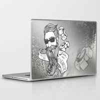 engineer Laptop & iPad Skins featuring Trust me, I am an Engineer by tinkaponka