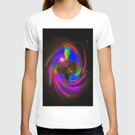 Water fountain T-shirt