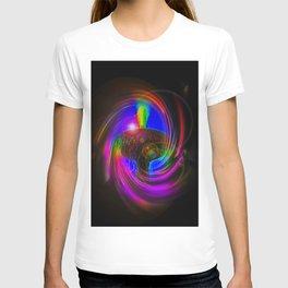Water fountain T-shirt