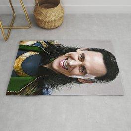 Loki -There Are No Men Like Me XVI Rug