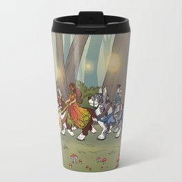 Parade of the Seasons Travel Mug