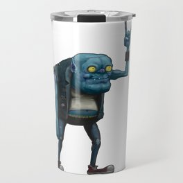 Metal Goblin Travel Mug