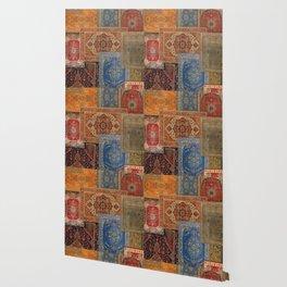 Antique Rugs 2 Wallpaper