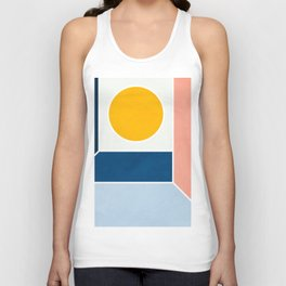 Perfect View Unisex Tank Top