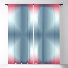 Blue Cross Batic Blackout Curtain