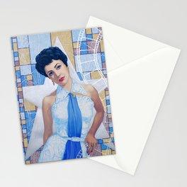 Elizabeth Taylor, Old Hollywood series Stationery Cards