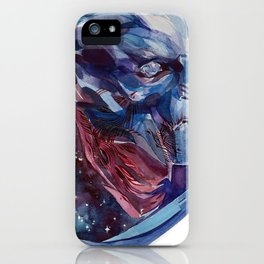 Space Archangel iPhone Case