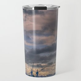 Water birds Travel Mug