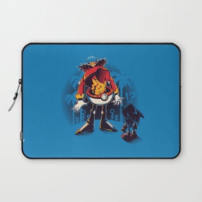 Gotta Crush 'Em All Laptop Sleeve