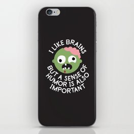 Of Corpse iPhone Skin