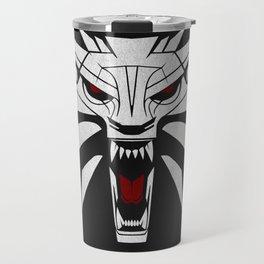 Witcher iconic design Travel Mug
