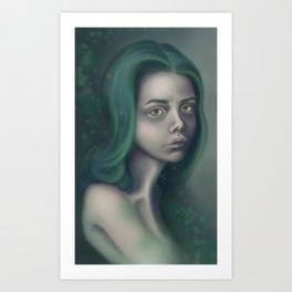 Twyla Art Print