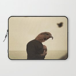 Bird man 51 Laptop Sleeve