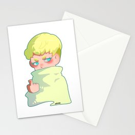 Ryo Asuka Stationery Cards