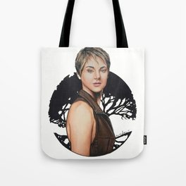 The Divergent Series: Insurgent - Tris | Drawing Tote Bag
