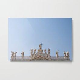 Untitled (Archbasilica of St. John Lateran) Metal Print