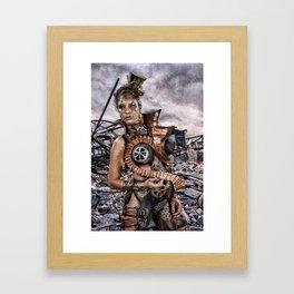 Steampunk 1 Framed Art Print