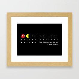 Julian Casablancas + The Voidz Framed Art Print
